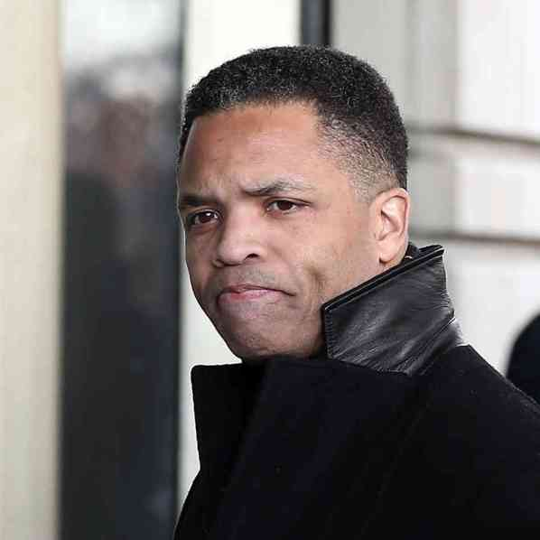 Former Rep. Jesse Jackson Jr., D-Ill., as he entered court in Washington, D.C., on Feb. 20, 2013.