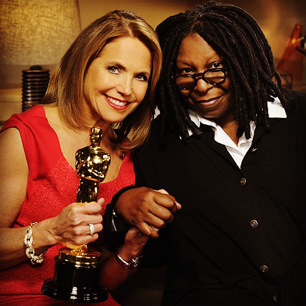 katie couric whoopi goldberg