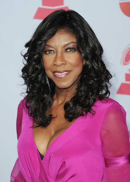 Singer Natalie Cole is 63 today.