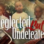 neglected but undefeated (book cover)