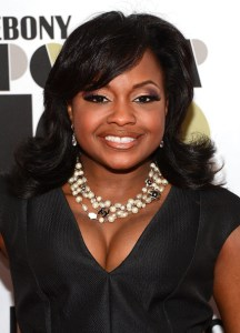 Real Housewives of Atlanta&#039;s Phaedra Parks attends the Ebony Power 100 Gala at Jazz at Lincoln Center on November 2, 2012 in New York City