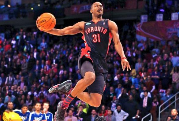 terrence ross (2013 nba slam dunk champ)