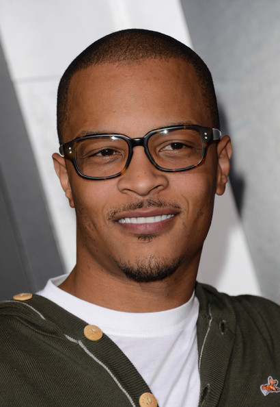 Rapper T.I. arrives at Warner Bros. Pictures' 'Gangster Squad' premiere at Grauman's Chinese Theatre on January 7, 2013 in Hollywood