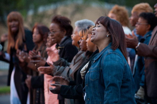 Pastors Unite to Fight Black on Black Violence