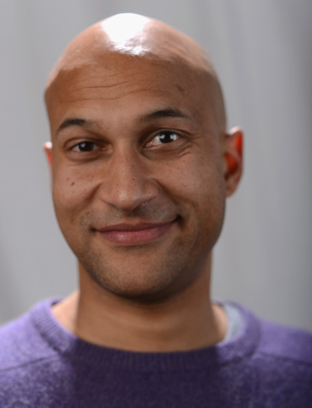 Actor Keegan Michael Key pose for a portrait at the Photo Studio for MSN Wonderwall at ChefDance on January 21, 2013 in Park City, Utah