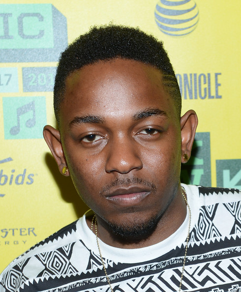 Rapper Kendrick Lamar attends the conversation with Kendrick Lamar and Jessie Wright at the 2013 SXSW Music, FIlm + Interactive Festival on March 14, 2013 in Austin, Texas