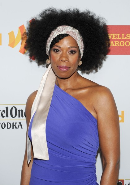 Actress Kim Wayans arrives at the 23rd Annual GLAAD Media Awards presented by Ketel One and Wells Fargo held at Westin Bonaventure Hotel on April 21, 2012 in Los Angeles
