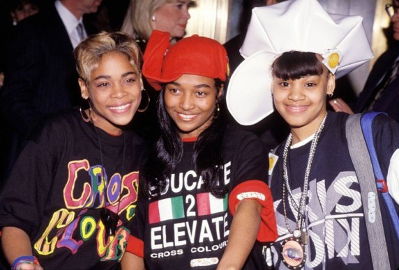 Original TLC members