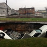 chicago sinkhole