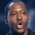 Singer Johnny Gill is 47