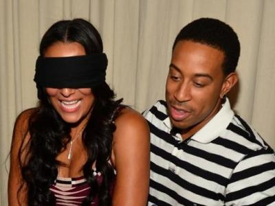 ludacris &amp; girlfriend