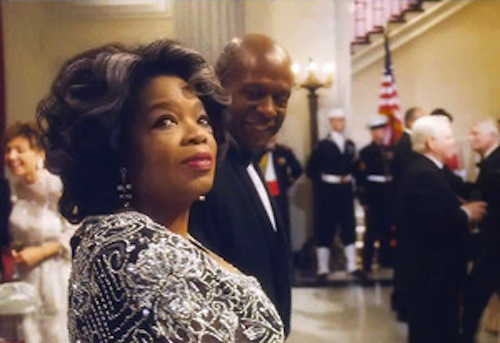 "Oprah Winfrey and Forest Whitaker in ""The Butler"""