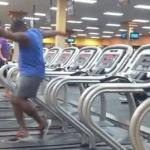 treadmill dancer