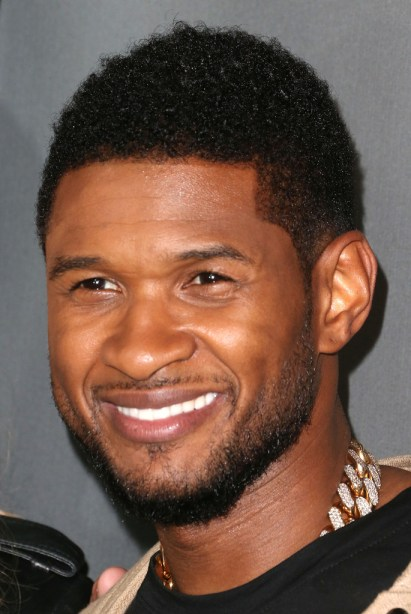 "Recording artist Usher attends NBC's ""The Voice"" Season 4 Red Carpet Event at the House of Blues Sunset Strip on May 8, 2013 in West Hollywood"