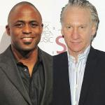 wayne brady &amp; bill maher