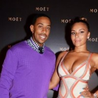 Ludacris and New Wife Eudoxie Expecting their First Child Together (Photo)