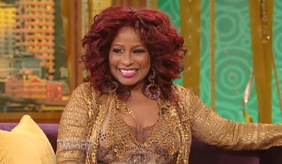 chaka khan (on wendy)