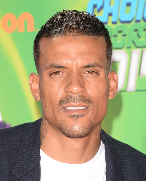 NBA player Matt Barnes attends Nickelodeon Kids' Choice Sports Awards 2014 at UCLA's Pauley Pavilion on July 17, 2014 in Los Angeles, California