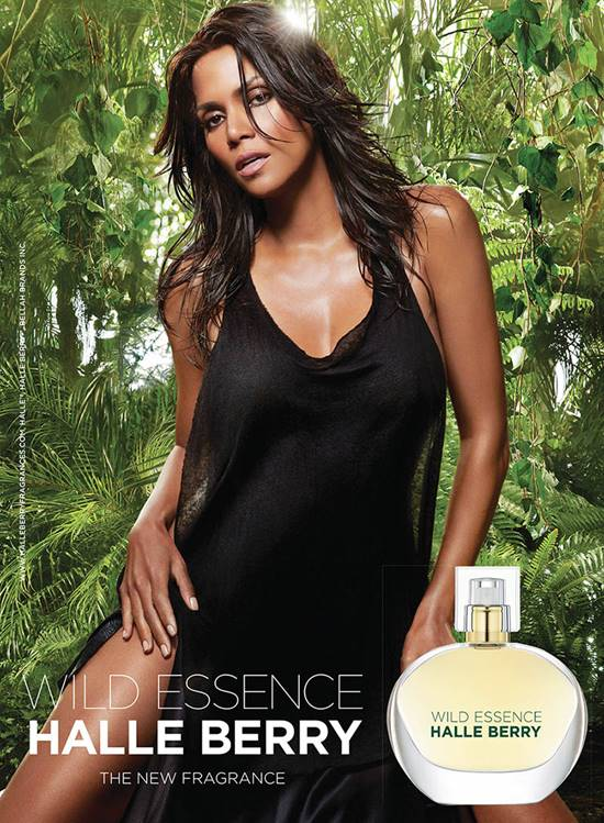 Halle Berry, New Fragrance