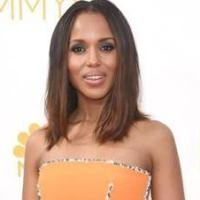 Kerry Washington Dishes About 'Scandal'; Talks Mike Brown