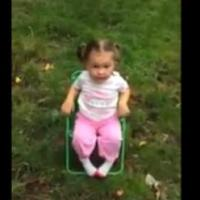2-Yr-Old Ice Bucket Challenger Drops F-Bomb After Getting Doused (Watch)