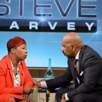 Steve Harvey Has Emotional Sit Down with Michael Brown's Mother