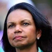 Condoleezza Rice Says She's Done with Politics