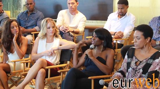 Cast of Tyler Perry's If Loving You is Wrong Breaks Down the Show