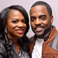 Todd Tucker's Kandi Burruss is 'Three Months Pregnant' Lie/Joke