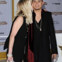 Evan Ross, Ashlee Simpson 'Working On' A Baby