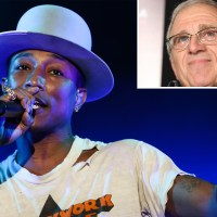 Pharrell's Manager Threatens YouTube with $1 Billion Lawsuit
