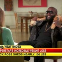 Rick Ross Dishes about Losing 85 Pounds after Two Seizures (Watch)