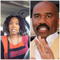 Steve Harvey 'Joke' Pisses Off Mom with Special Needs Son (Watch)