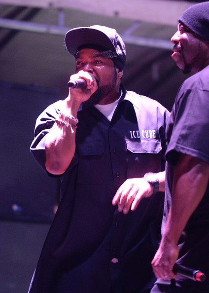 Ice Cube performs at the Bonnaroo Music & Arts Festival on June 13, 2014 in Manchester, Tennessee