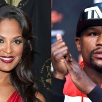Laila Ali on Floyd Mayweather: 'I See A Little Boy' (Watch)