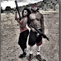 Porsha Williams, Duke Williams Flaunt Relationship on Shooting Range