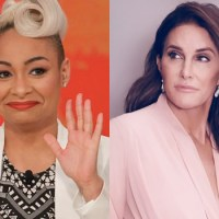 Raven-Symone Says Caitlyn Jenner's Moving 'Too Fast, Too Soon'