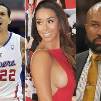 Matt Barnes and Derek Fisher Reportedly Brawl Over Gloria Govan