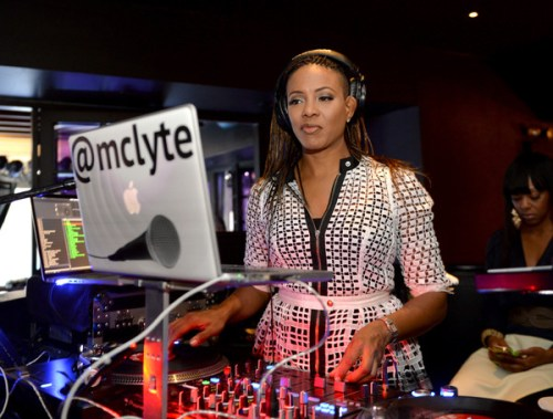 mc lyte nbc event