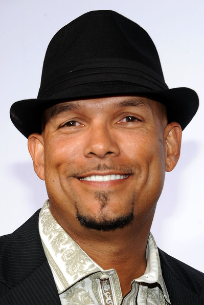 David Justice attends In Touch Weekly's 5th Annual 2012 Icons + Idols at Chateau Marmont on September 6, 2012 in Los Angeles, California.
