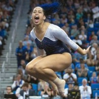 UCLA Gymnast Goes Viral With Dab, Nae-Nae, Quan Filled Floor Routine (Watch)