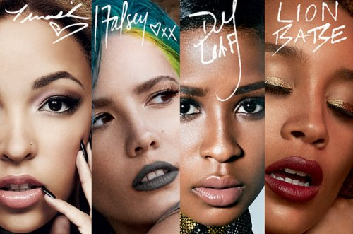 MAC Cosmetics Future Forward campaign