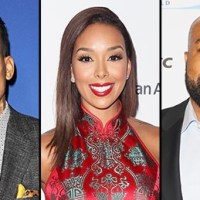 Derek Fisher Vacations with Matt Barnes Ex Gloria Govan After Knicks Boot