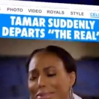 Tamar Braxton Reacts to 'The Real' Firing on Next 'Braxton Family Values' (Teaser)