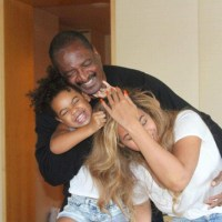The Legend Continues Mathew Knowles, Beyonce' & Blue Ivy