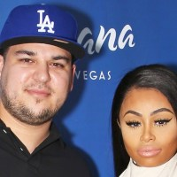 Blac Chyna, Rob Kardashian To Marry Before Their Baby's Oct Due Date (Report)