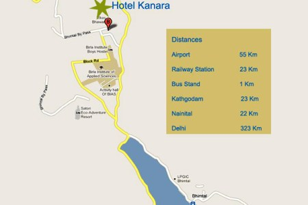 kanara photos hotel kanara bhimtal picture gallery
