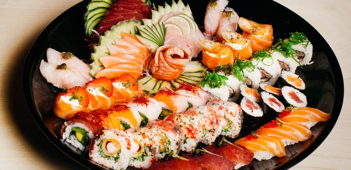 #foodlover   sushiribeira by arigato
