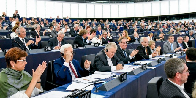 EP Plenary session