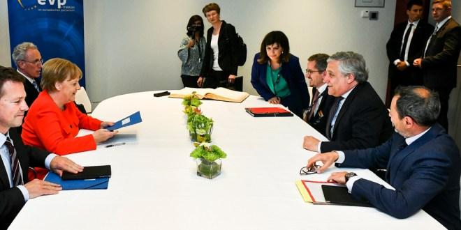 Study visit of Antonio TAJANI, EP President to Munich